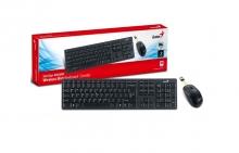 Комплект GENIUS Wireless SlimStar 8000 клавиатура + мишка