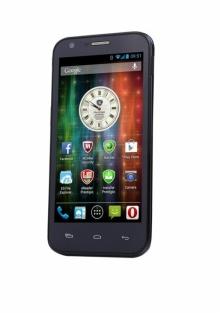 Смартфон PRESTIGIO MultiPhone PAP5501 - 5 инча, двуядрен