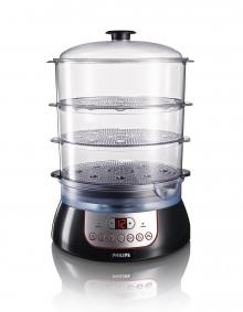 Philips Уред за готвене на пара Pure Essentials Collection 10 L, 900 W