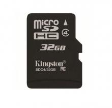 Карта памет Micro SD Kingston 32GB