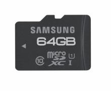 Карта памет Samsung Micro SDXC 64GB