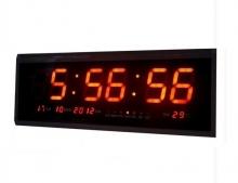 Голям LED електронен часовник с дата Tingiang Tl-4819