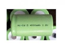 Акумулаторна батерия R20, 4000 mAh, 1.2V