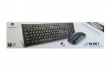 Безжични компютърна мишка и компютърна клавиатура