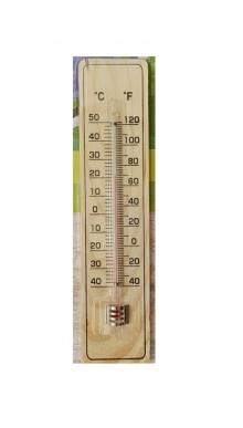 Термометър за вътрешна и външна температура
