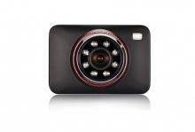 DVR Камера за кола AT T801 2.7 инча 1080P HD G-sensor + 16GB карта