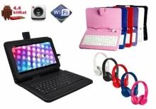 ПРОМОЦИЯ! Таблет Diva Premium Android 9 инча + Слушалки + Клавиатура