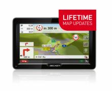 GPS навигация за камиони Becker transit 7 LMU, BG+EU + Доживотна актуализация