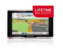 GPS навигация за камиони Becker transit 5, BG+EU