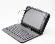 Калъф с клавиатура за Lenovo Tab2 A7-30, Tab2 A7-10, Tab2 A8-50