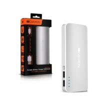 Преносима батерия Power Bank Canyon CNE-CPB130W 13000mAh - Бяла