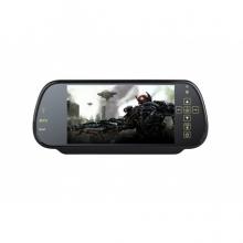 Огледало с вграден 7 инчов дисплей модел AT BTM-7002, MP5 Bluetooth
