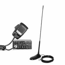 Радиостанция Midland M Zero Plus + PNI Extra 45 магнитна антена