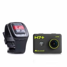 Видео камера за спорт Midland H7 + екшън камера ULTRA HD 4K