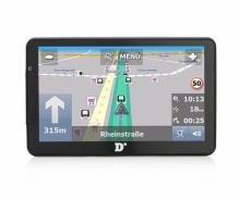 Навигация Diniwid N7 GPS за камион 7 инча, 256BM RAM
