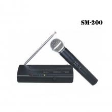 Професионален безжичен микрофон WVNGR SM-200