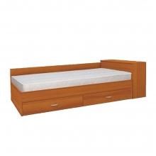 Единично легло с чекмеджета Мареа 1